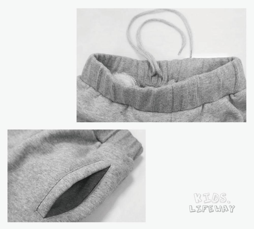 保暖刷毛長褲