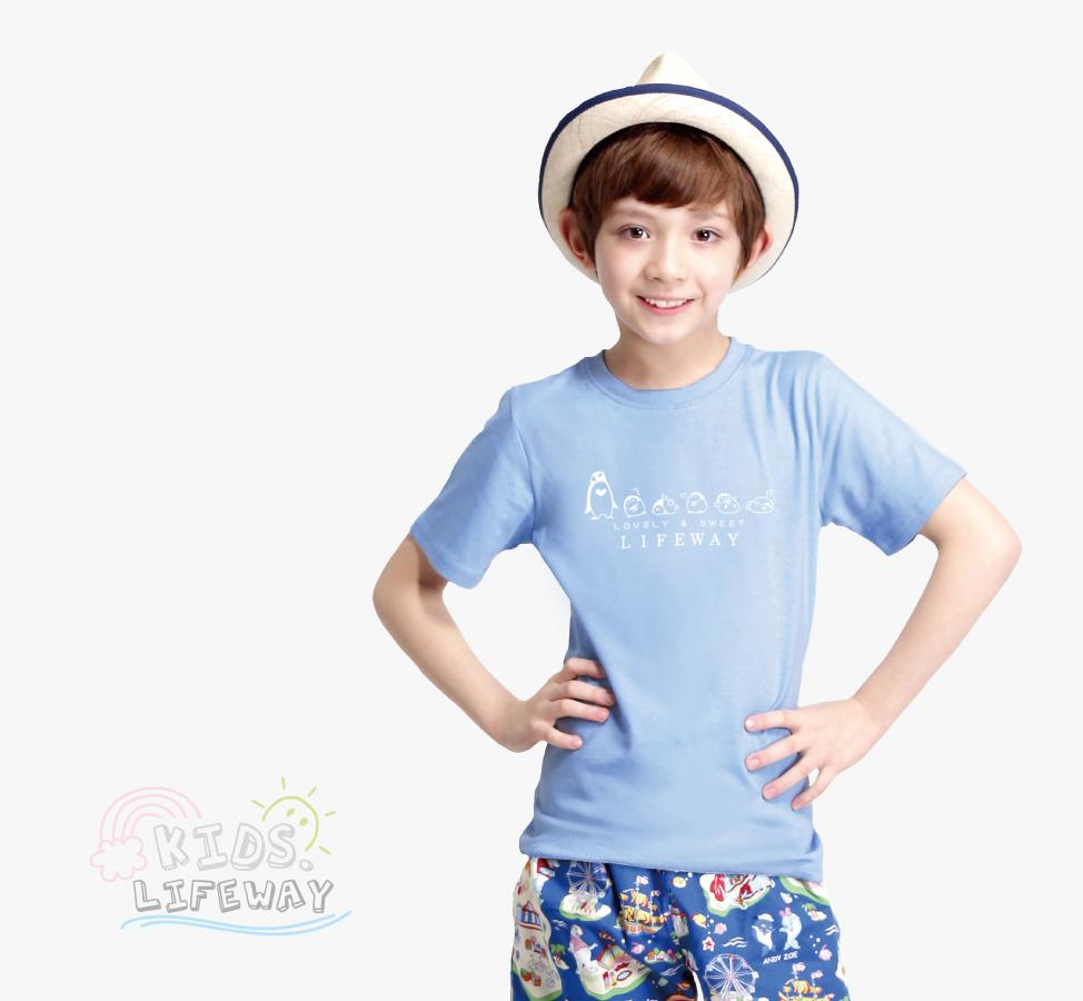 lifeway純棉T恤