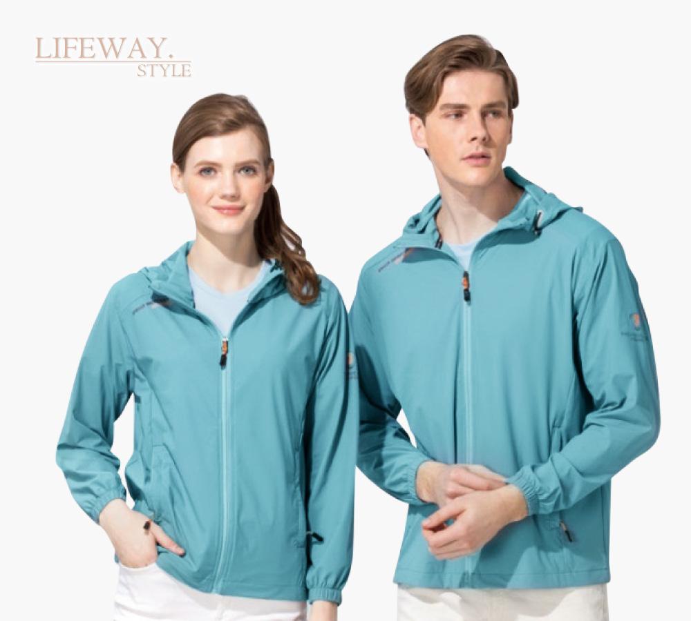 冰峰衣,冰感涼感外套,防曬冰絲涼感外套,超彈冰絲連帽外套,抗UV外套,運動外套,休閒外套,潮外套,品牌外套,連帽透氣機能外套