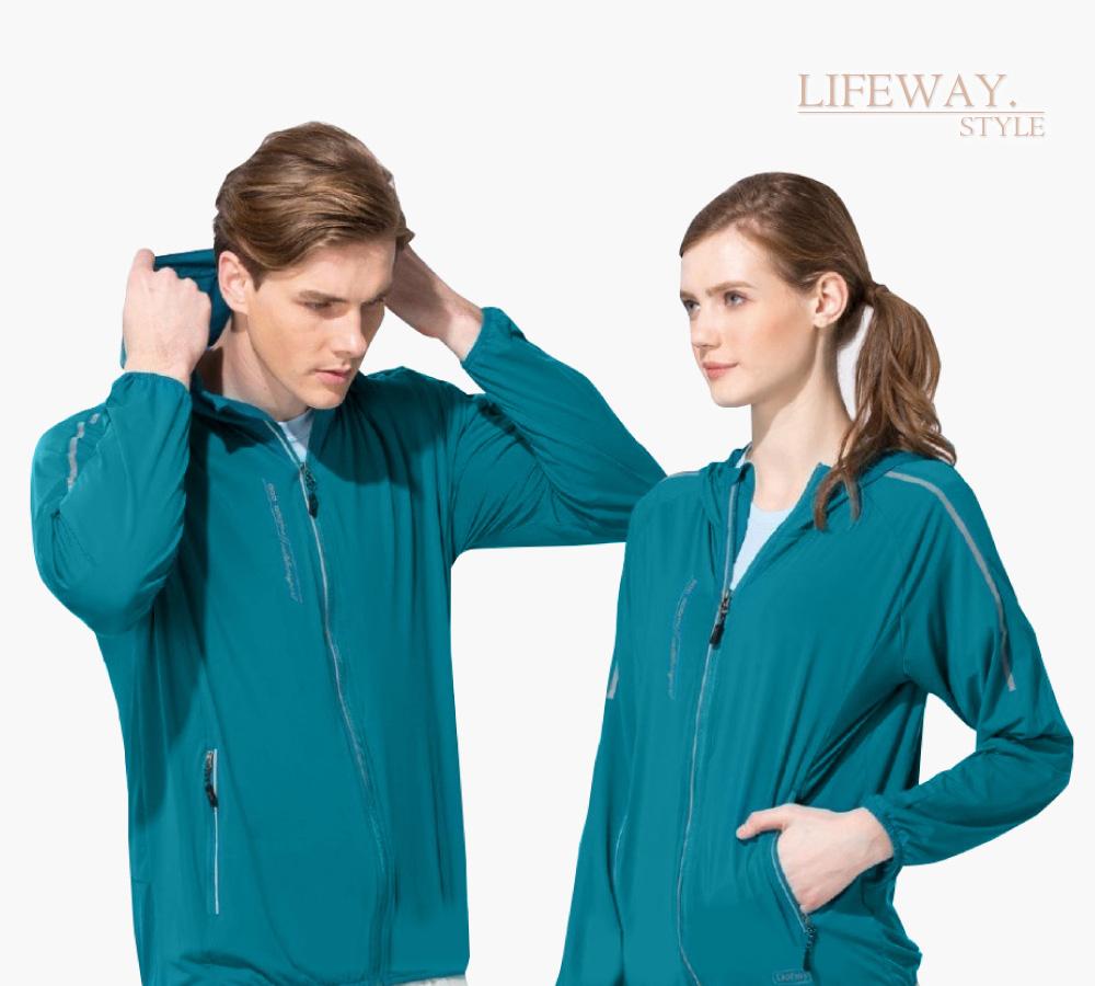 防曬冰絲涼感外套,超彈冰絲連帽外套,冰峰衣,冰感涼感外套,抗UV外套,運動外套,休閒外套,潮外套,品牌外套,連帽透氣機能外套
