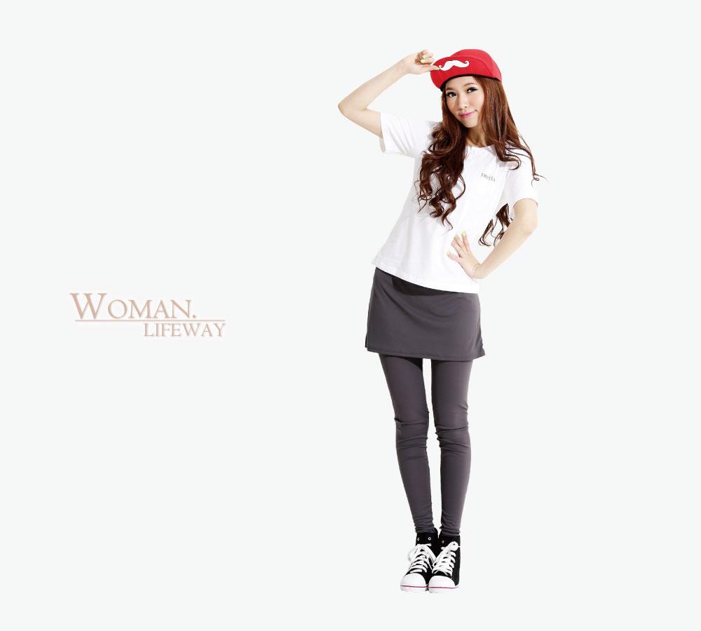 透氣內搭褲,內搭褲裙,lifeway抗UV內搭褲,內搭褲,休閒內搭褲,彈性內搭褲