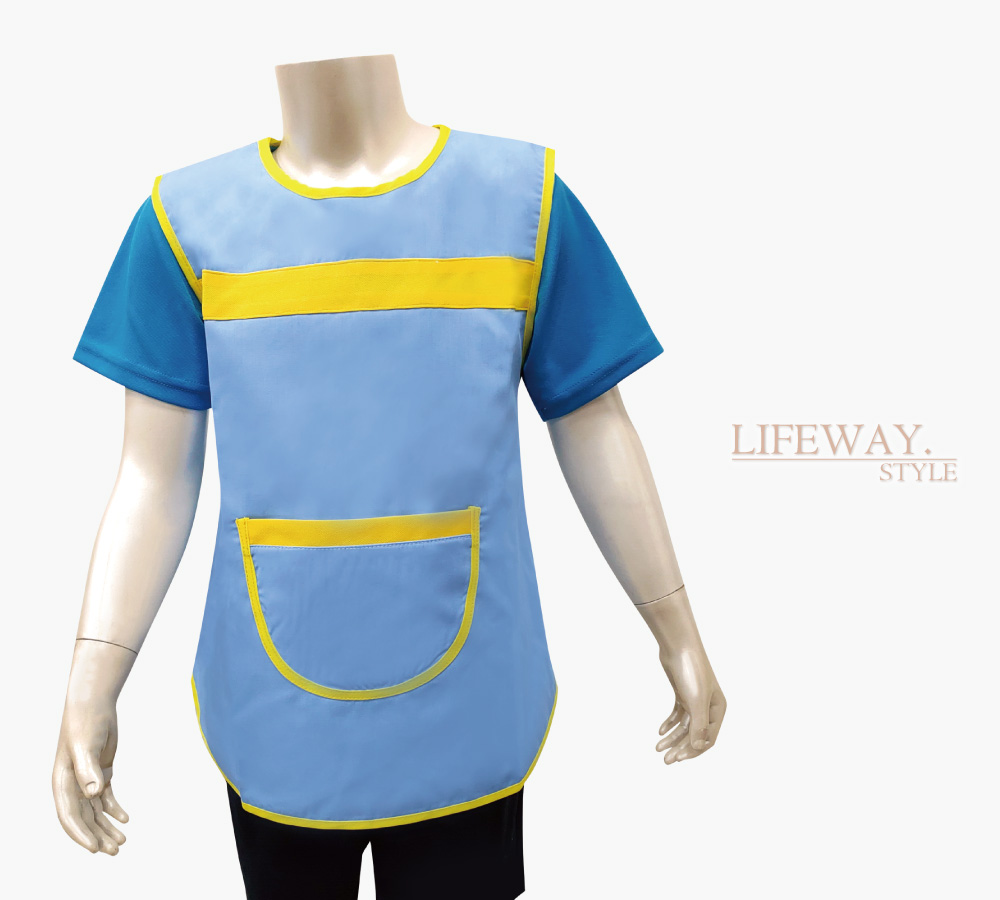 圍兜兜,幼兒圍制服,幼兒園圍兜,兒童圍兜,幼兒圍兜,防髒圍兜,團體服訂製,團服客製化,MIT製造,創意家團體服